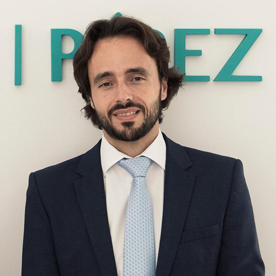 Ramon Olarte Abogado y Socio en el despacho de abogados en Las Palmas