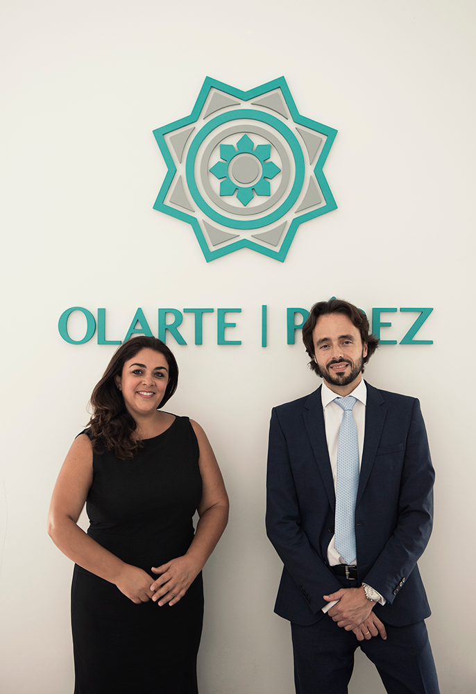 Fayna Perez y Ramon Olarte Despacho Abogados Las Palmas