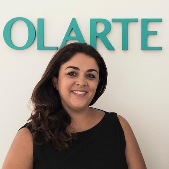 Fayna Perez abogada en el despacho de Abogados Olarte Perez en Las Palmas